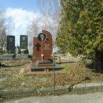 Одинарні гранітні пам'ятники